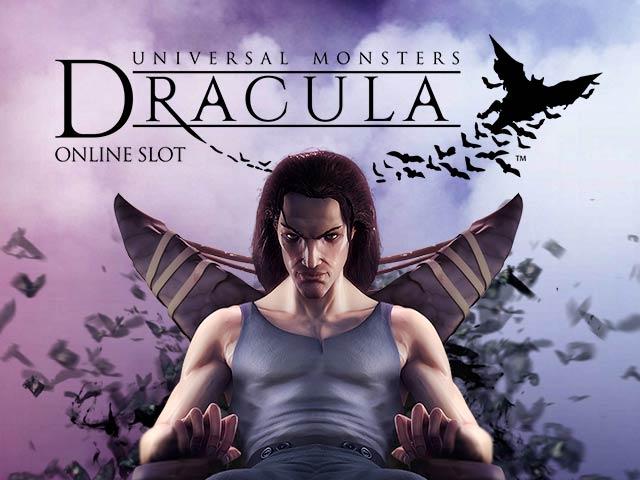 Игровой автомат Dracula: печальный образ повелителя вампиров