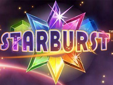 Игровой автомат Starburst: новые звезды и новые выигрыши