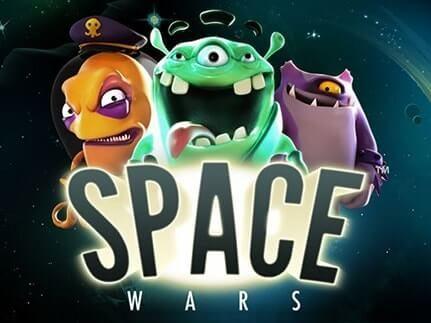 Веселые космические войны в игровом автомате Space Wars