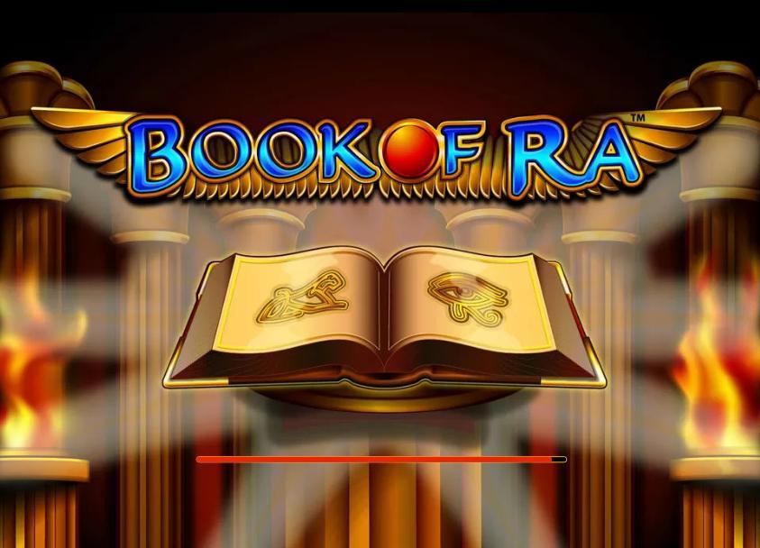 Игровой автомат Book Of Ra (Книжки)