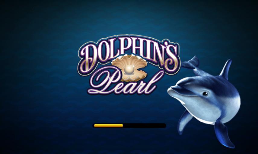 Игровой автомат Dolphin's Pearl (Дельфины)