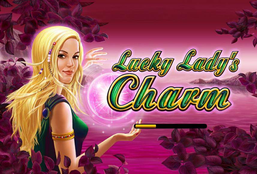 Игровой автомат Lucky Lady's Charm (Леди Удача)
