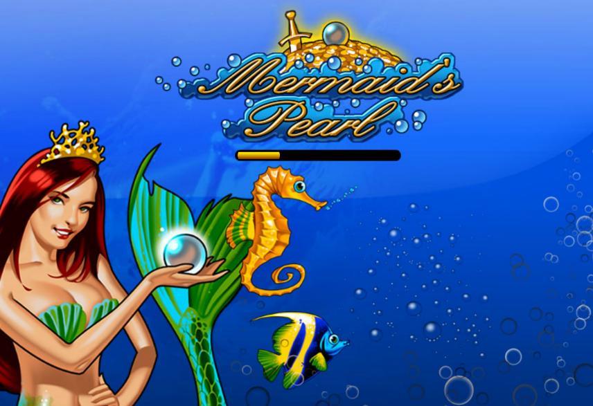 Игровой автомат Mermaid's Pearl (Жемчужина Русалки)