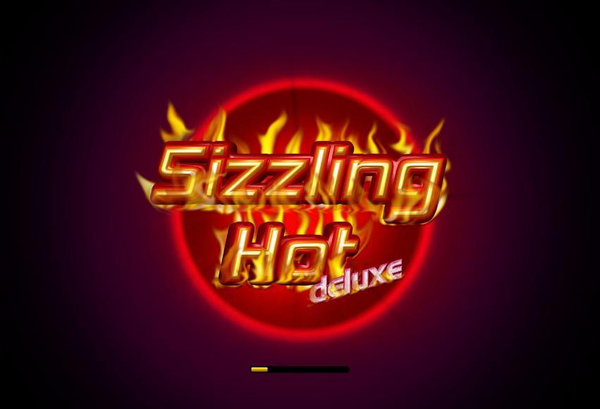 Игровой автомат Sizzling Hot Deluxe (Компот Делюкс)