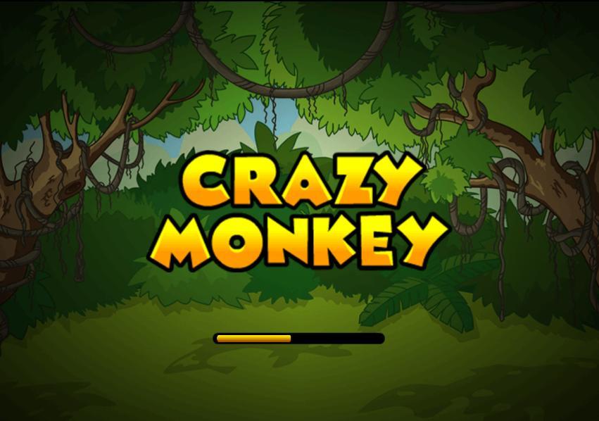 Игровой автомат Crazy Monkey (Обезьянка)