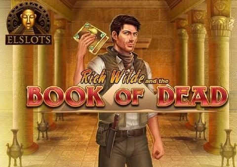 Игровой автомат Book of Dead ( Книга Мертвых)