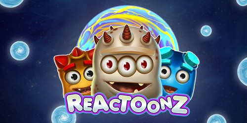 Игровой автомат Reactoonz (Реактунз)